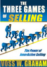 Three Games of Selling book cover